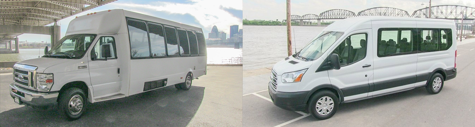 Fan Van Transportaion In Louisville Ky And Surrounding